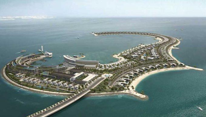 أرض بمساحة 1622م2 في جزيرة جميرا باي من مراس القابضة