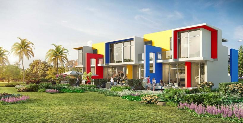 3 غرف نوم في فيلا بمساحة 160 م2، في أكويا بلاي من داماك العقارية