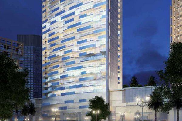 استوديو في شقة بمساحة  41 م2، في برج الجوهرة من تايجر العقارية