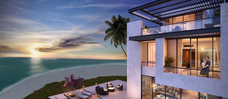 فلل-جزيرة شمس-من شركة أجمل مكان